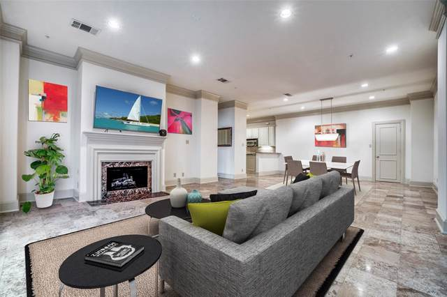 2848 Woodside Street 6C, Dallas, TX 75204 (MLS #14232946) :: The Hornburg Real Estate Group