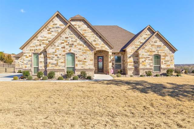 161 Condor View, Weatherford, TX 76087 (MLS #14234184) :: The Kimberly Davis Group