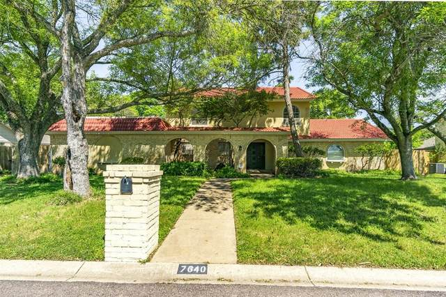 7640 Lake Highlands Drive, Fort Worth, TX 76179 (MLS #14234515) :: Real Estate By Design