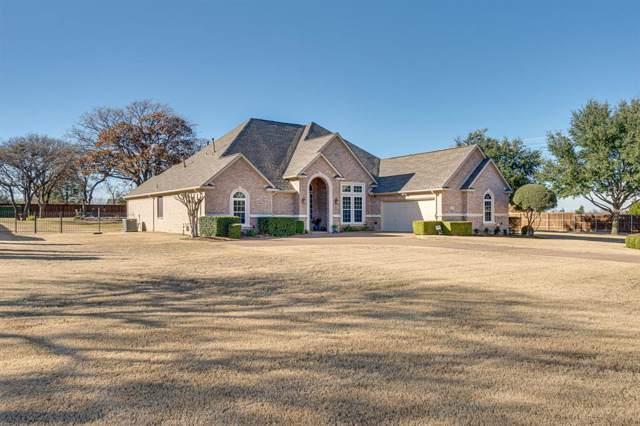120 Tanglewood Lane, Double Oak, TX 75077 (MLS #14235301) :: Baldree Home Team