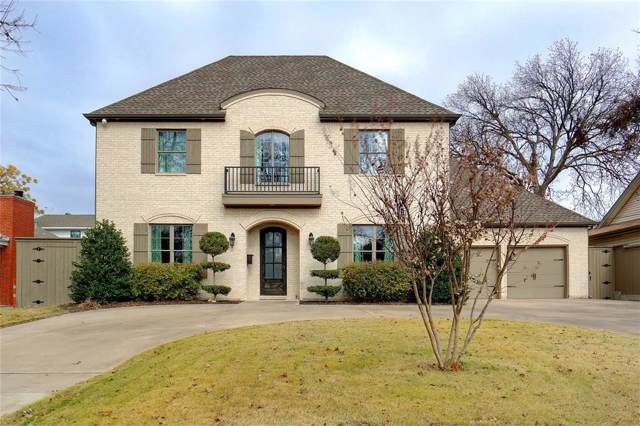 5108 Byers Avenue, Fort Worth, TX 76107 (MLS #14235368) :: Robbins Real Estate Group