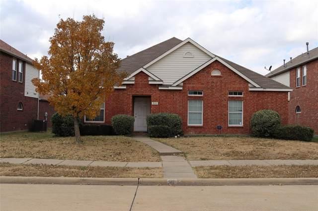 511 Binkley Court, Mesquite, TX 75181 (MLS #14236762) :: NewHomePrograms.com LLC