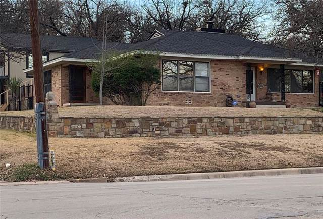 1801 NW 4th Avenue, Mineral Wells, TX 76067 (MLS #14236969) :: The Good Home Team