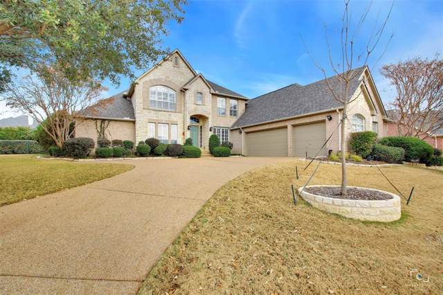 4604 Portsmouth Court, Flower Mound, TX 75022 (MLS #14237531) :: Dwell Residential Realty