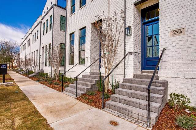 2802 Wingate Street, Fort Worth, TX 76107 (MLS #14237763) :: The Mitchell Group