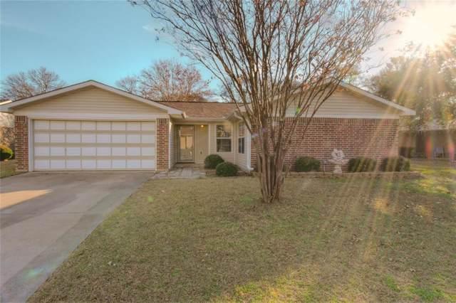 1141 Melvin Drive, Benbrook, TX 76126 (MLS #14238468) :: Potts Realty Group