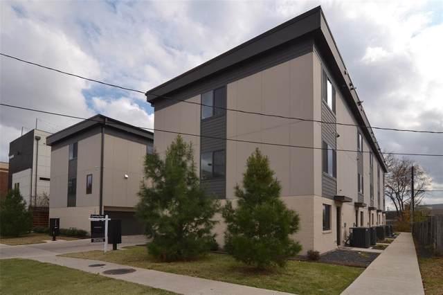 5602 Lindell Avenue C, Dallas, TX 75206 (MLS #14238605) :: The Hornburg Real Estate Group