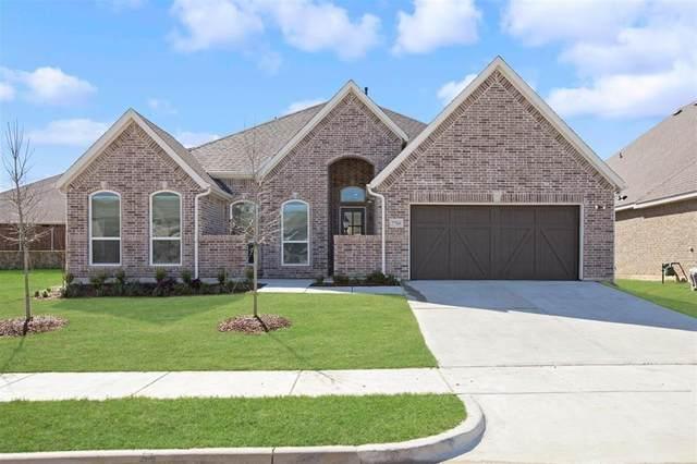 7704 Castle Pines Lane, Denton, TX 76208 (MLS #14239020) :: Real Estate By Design