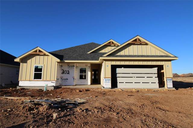 302 Sophia Lane, Abilene, TX 79602 (MLS #14242935) :: Ann Carr Real Estate