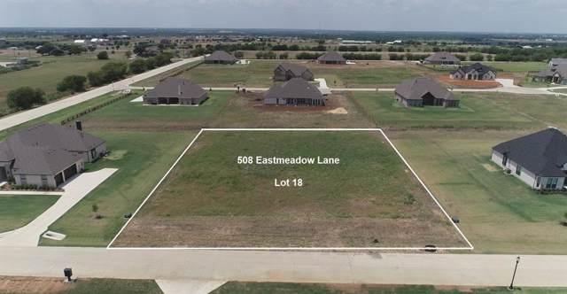 508 Eastmeadow Lane, Northlake, TX 76226 (MLS #14245614) :: The Real Estate Station