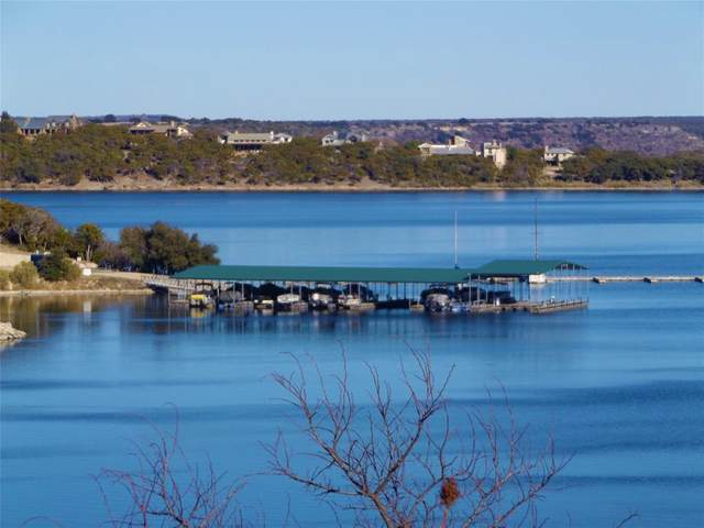 Lot 27 Rawhide Ridge, Possum Kingdom Lake, TX 76449 (MLS #14250361) :: The Paula Jones Team | RE/MAX of Abilene