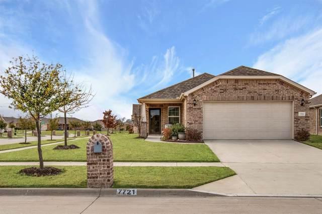 7721 Gulf Walk Road, Frisco, TX 75036 (MLS #14251693) :: Potts Realty Group