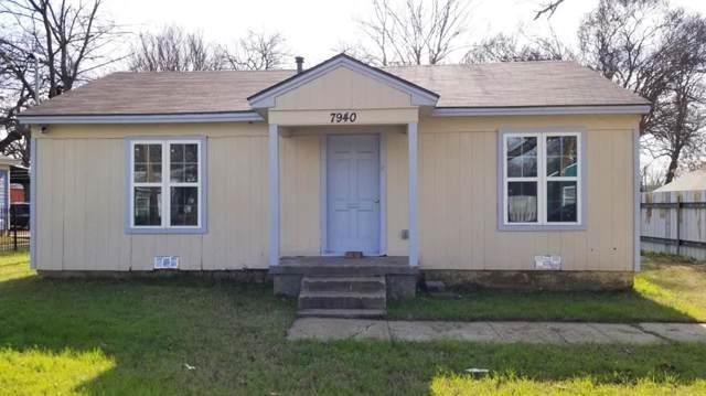 7940 Jacobie Boulevard, Dallas, TX 75217 (MLS #14251874) :: Frankie Arthur Real Estate