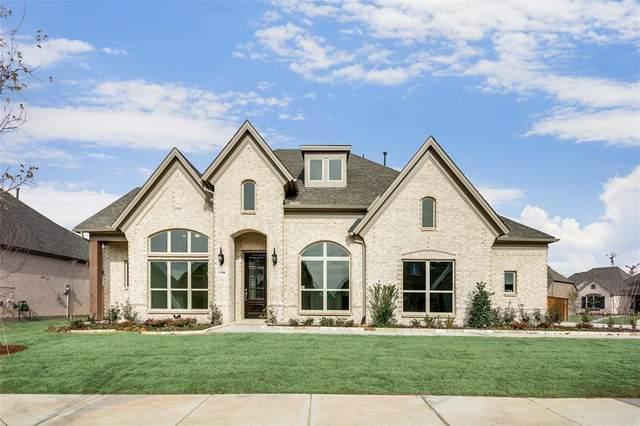 11588 La Salle, Frisco, TX 75035 (MLS #14251901) :: The Kimberly Davis Group