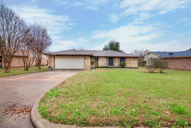 608 Arleta Lane, Ennis, TX 75119 (MLS #14253140) :: The Heyl Group at Keller Williams