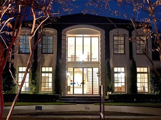 3920 Bryn Mawr Drive, University Park, TX 75225 (MLS #14253922) :: Ann Carr Real Estate