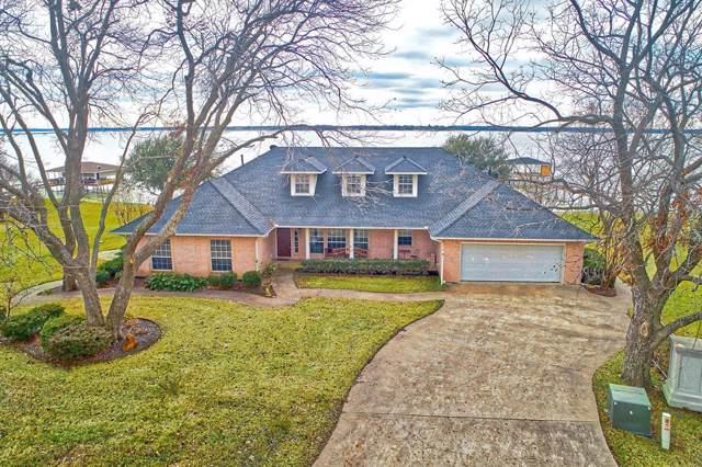 415 Pecan Point Drive, Kerens, TX 75144 (MLS #14253937) :: Trinity Premier Properties