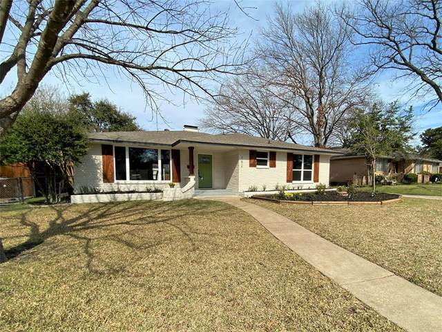 702 Winchester Drive, Richardson, TX 75080 (MLS #14254541) :: Potts Realty Group