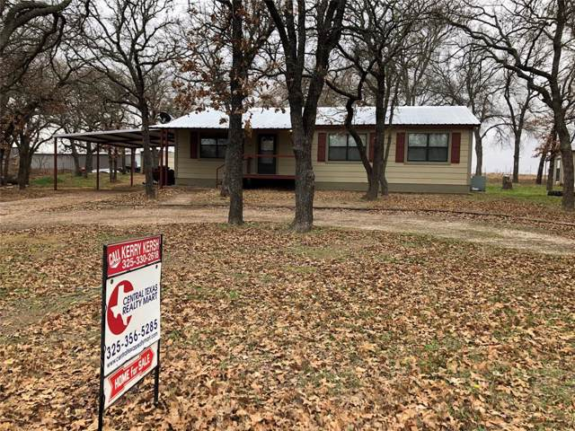 209 County Road 418 C, Comanche, TX 76442 (MLS #14256891) :: Potts Realty Group