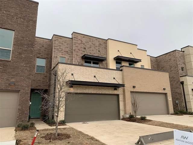 1071 Maverick Drive Drive #5, Allen, TX 75013 (MLS #14257491) :: The Kimberly Davis Group