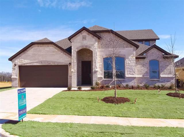 1028 Legacy Oaks, Joshua, TX 76058 (MLS #14258157) :: The Kimberly Davis Group