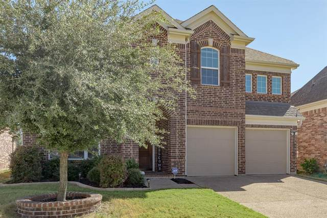 15584 Yarberry Drive, Fort Worth, TX 76262 (MLS #14258308) :: The Kimberly Davis Group