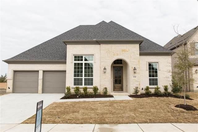 3958 Sanders Drive, Celina, TX 75009 (MLS #14259919) :: Trinity Premier Properties