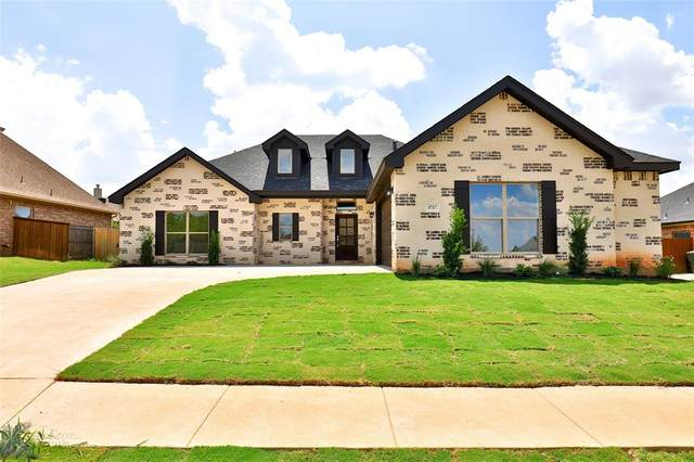 3717 Kady Ridge, Abilene, TX 79606 (MLS #14260857) :: The Paula Jones Team | RE/MAX of Abilene