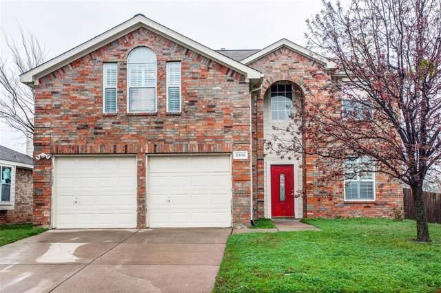 3300 Lake Hill Lane, Fort Worth, TX 76053 (MLS #14261466) :: NewHomePrograms.com LLC