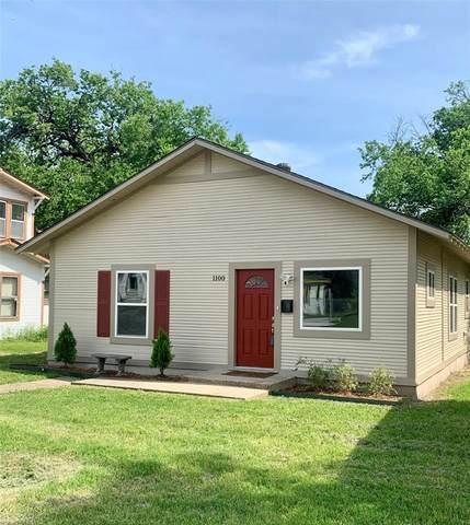 1100 E Richmond Avenue, Fort Worth, TX 76104 (MLS #14262817) :: North Texas Team | RE/MAX Lifestyle Property