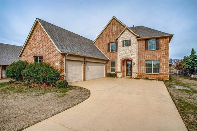 6012 The Resort Boulevard, Fort Worth, TX 76179 (MLS #14263183) :: Potts Realty Group