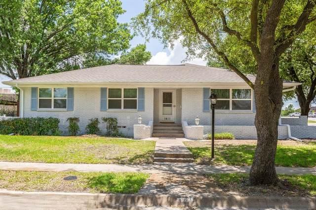 1411 Wysong Drive, Mckinney, TX 75069 (MLS #14263548) :: Team Tiller