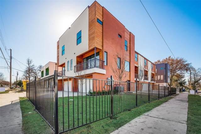 1931 N Prairie Avenue #2, Dallas, TX 75204 (MLS #14263646) :: EXIT Realty Elite