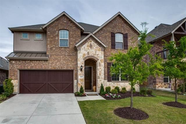 4121 Portola Drive, Mckinney, TX 75070 (MLS #14265084) :: RE/MAX Landmark