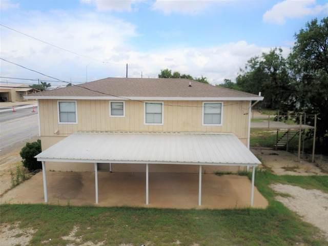 711 E Walker Street, Breckenridge, TX 76424 (MLS #14265490) :: The Tierny Jordan Network