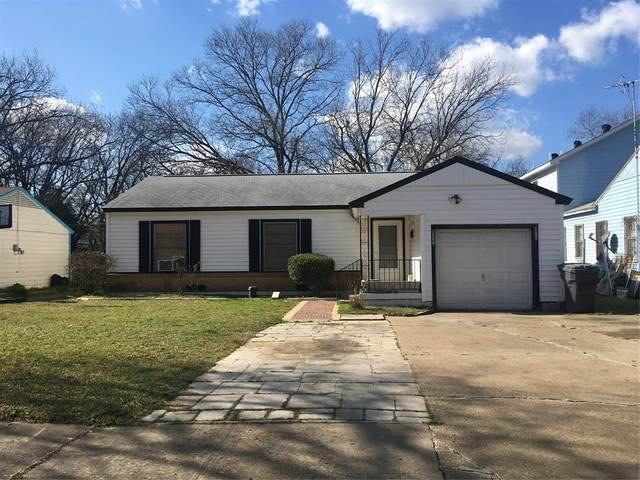 1423 Traymore Avenue, Dallas, TX 75217 (MLS #14265928) :: All Cities Realty