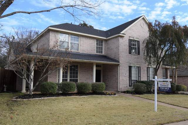 8416 Parkdale Drive, North Richland Hills, TX 76182 (MLS #14266682) :: The Kimberly Davis Group