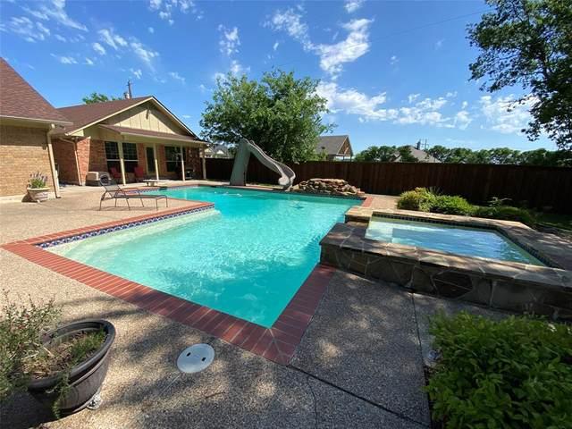 100 Brookview Drive, Decatur, TX 76234 (MLS #14267179) :: The Heyl Group at Keller Williams