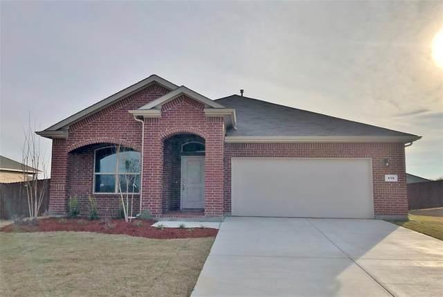 416 Windsail Lane, Azle, TX 76020 (MLS #14272744) :: Potts Realty Group