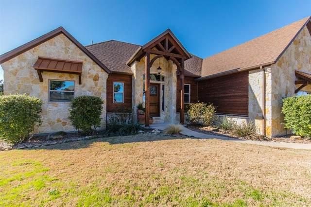 2871 Shooting Star Court, Possum Kingdom Lake, TX 76449 (MLS #14272903) :: RE/MAX Landmark
