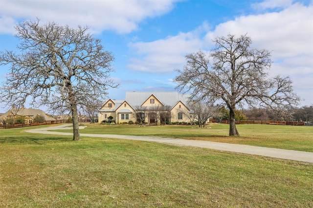 1 Groves Circle, Argyle, TX 76226 (MLS #14273421) :: The Kimberly Davis Group