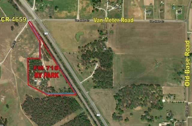 107 Cr 4659 Road, Rhome, TX 76078 (MLS #14274097) :: Justin Bassett Realty