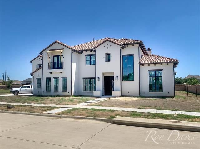 12310 Harvest Meadow Drive, Frisco, TX 75033 (MLS #14275487) :: Jones-Papadopoulos & Co
