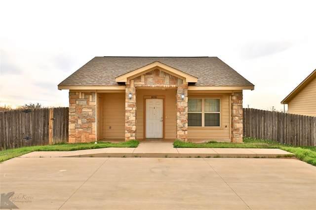 2401 Vogel Avenue, Abilene, TX 79603 (MLS #14276947) :: RE/MAX Pinnacle Group REALTORS