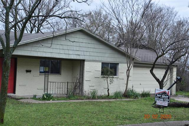 119 Oak Ridge Terrace, Weatherford, TX 76086 (MLS #14277080) :: The Mitchell Group