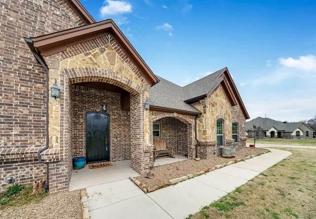 115 Chloe Court, Boyd, TX 76023 (MLS #14278126) :: The Chad Smith Team