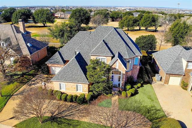 2905 Crooked Stick Drive, Plano, TX 75093 (MLS #14278426) :: RE/MAX Landmark