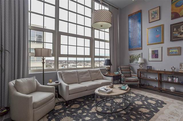 2600 W 7th Street #2720, Fort Worth, TX 76107 (MLS #14278590) :: Hargrove Realty Group