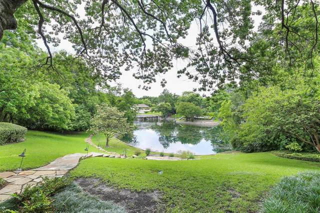 7141 Brookshire Drive, Dallas, TX 75230 (MLS #14279827) :: Frankie Arthur Real Estate