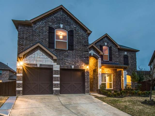 3112 Key Largo Court, Denton, TX 76208 (MLS #14281394) :: Justin Bassett Realty